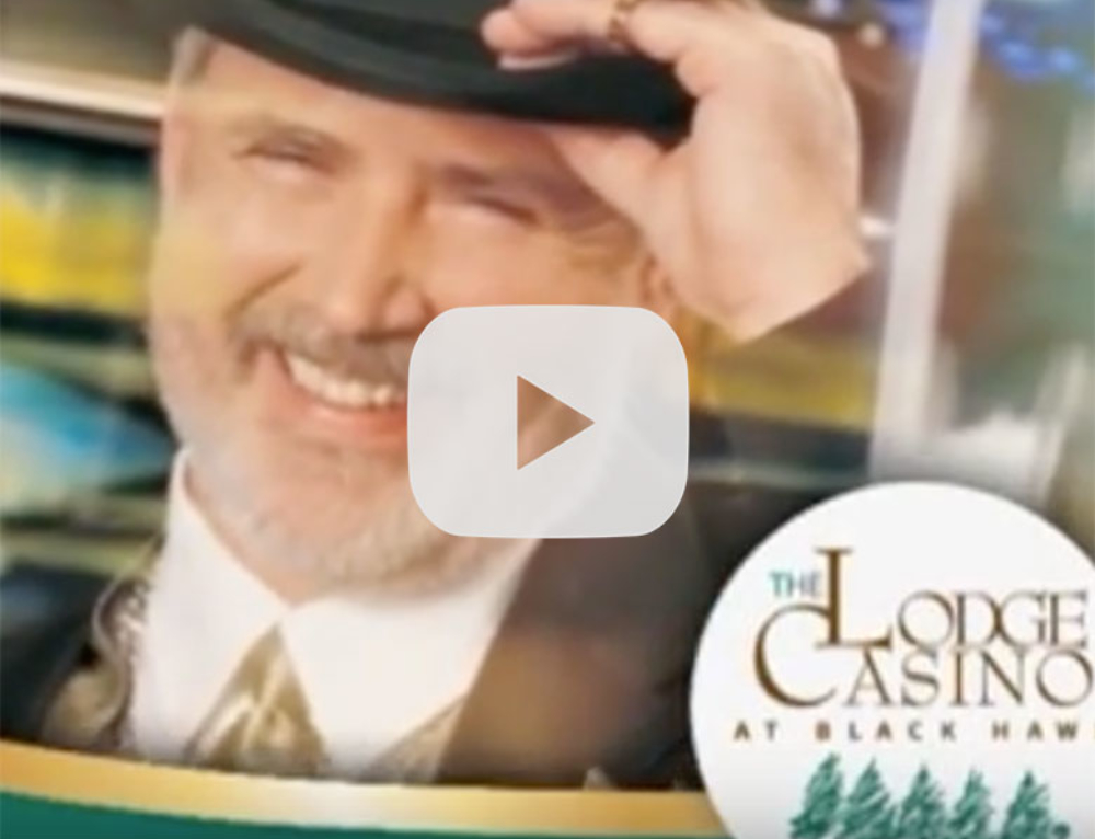 Lodge Casino TV Spot