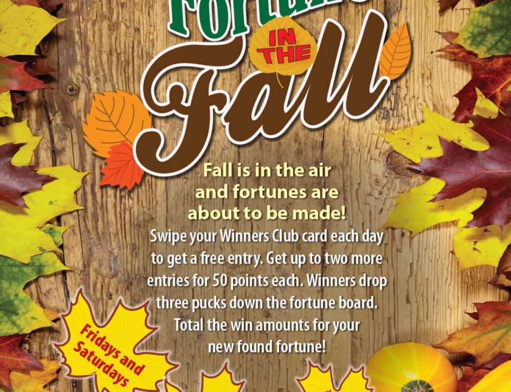 Lodge Casino Fall Fortune
