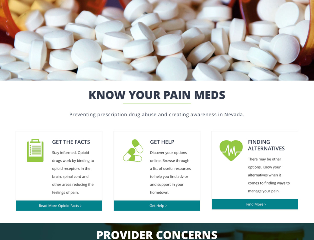 Know Your Pain Meds